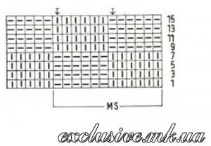 Схема ленивой шахматки