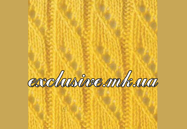 Узоры для вязания косы аран 112