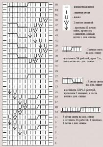 "схема-13 ""ажурная фантазия"""