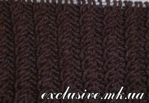Плетеная резинка 2