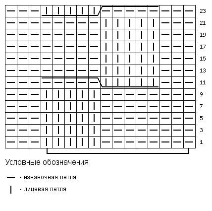 Вышивка на Хэллоуин: алфавит крестом. Схемы 14