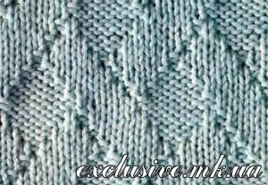 Ромб-плетенка