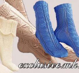 красивые женские носочки