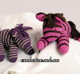 zebry-spicami