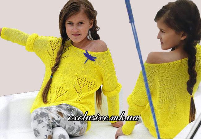 pulover-zheltye-tyulpany