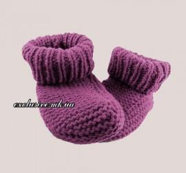 простые-носочки-спицами