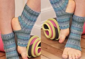 носки спицами