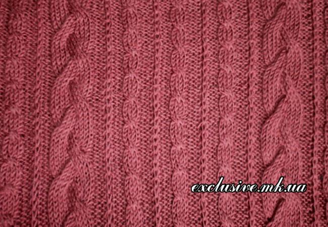 узоры для пуловера