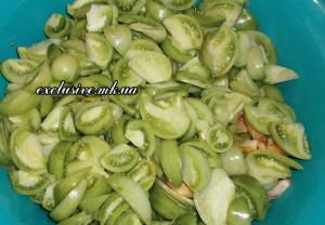 из-зеленых-помидор