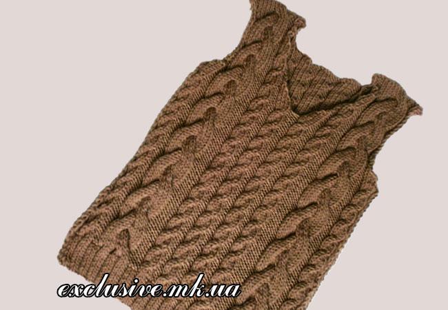 вяжем-пуловер-с-косами