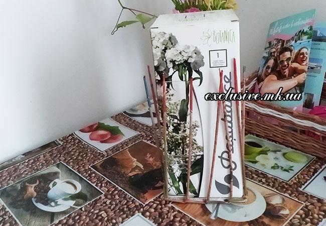 плетение вазы из газетных трубочек