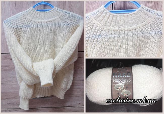 свитерок из NAKO